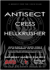 Antisect_1_in_12_Poster