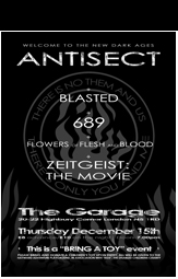 Antisect_Garage_Poster