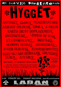 Antisect_Hygget_Poster