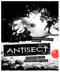 Antisect_Roadburn_Poster