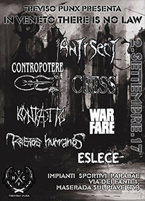 Antisect_Treviso_Poster
